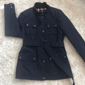 Banana Republic belted jacket size S